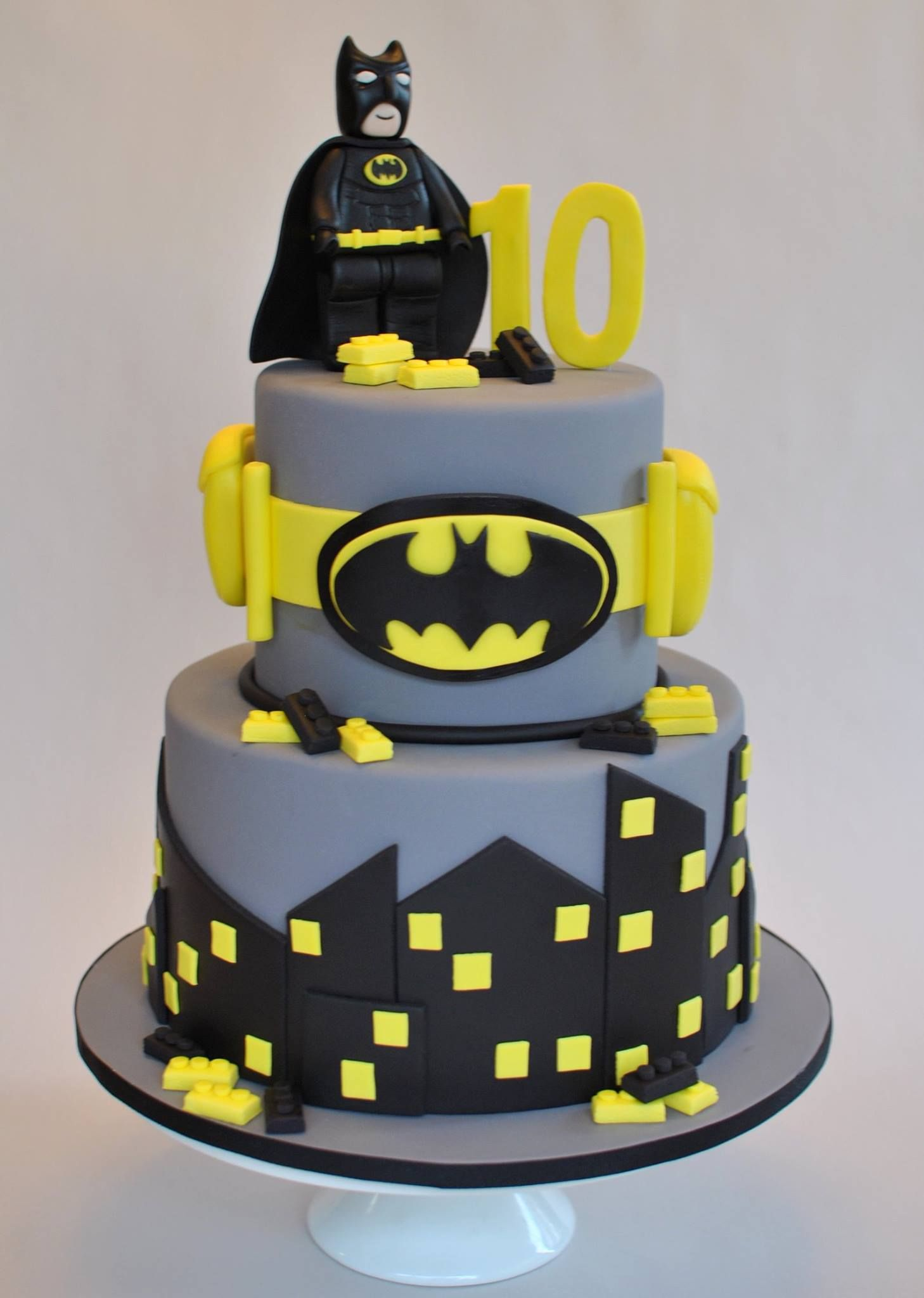 Super Hero Batman Birthday Pinterest Cake Batman Cakes And