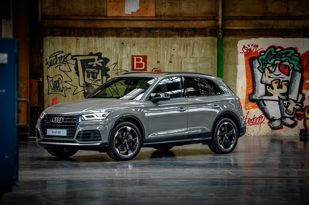 2018 audi q5 s line black edition pinterest zoom zoom and cars. Black Bedroom Furniture Sets. Home Design Ideas