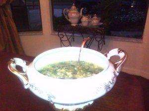 Italian Wedding Soup #SundaySupper