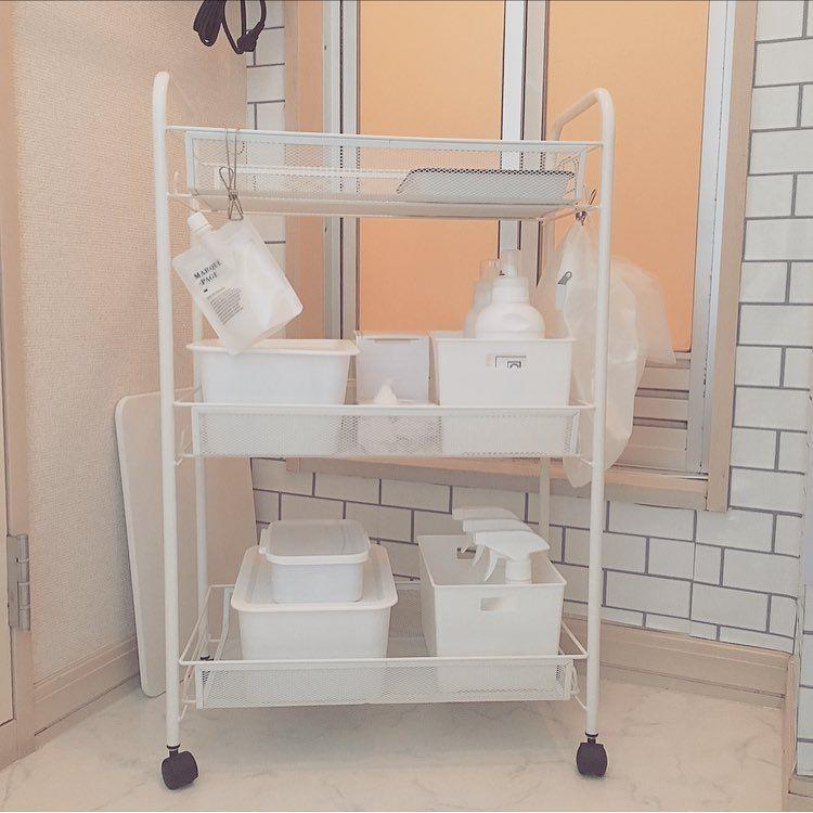 3000円以下で厳選 Ikeaのモノトーンおしゃれ収納アイテム12選 バスルーム 収納 アイデア 収納 収納 アイデア