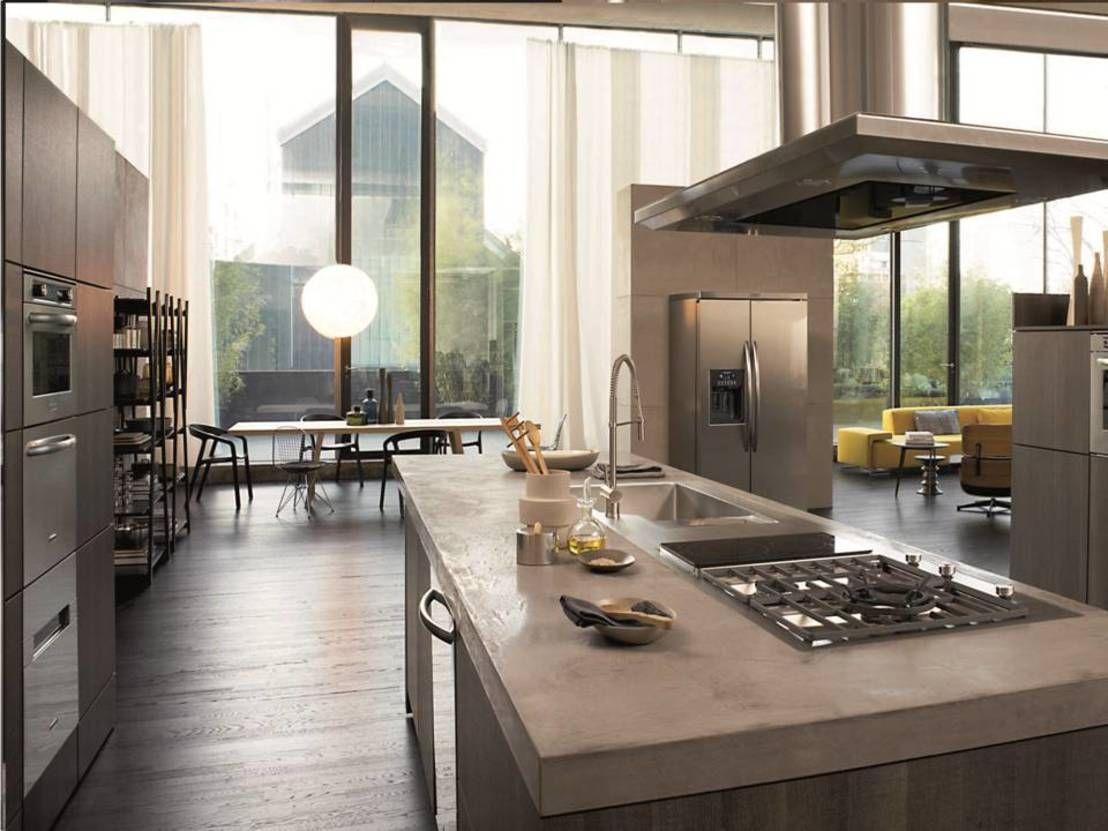 Küche mit Insel: 10 fantastische Ideen! | Küche, Kochinsel und ...