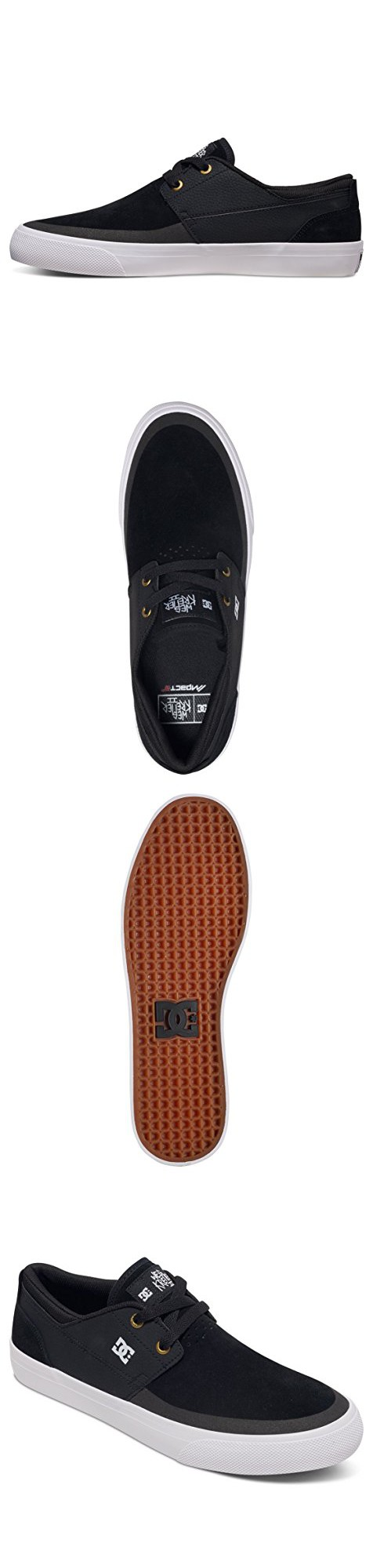 Skate shoes size 9 - Dc Mens Wes Kremer 2 S Skate Shoes Size 9 D M