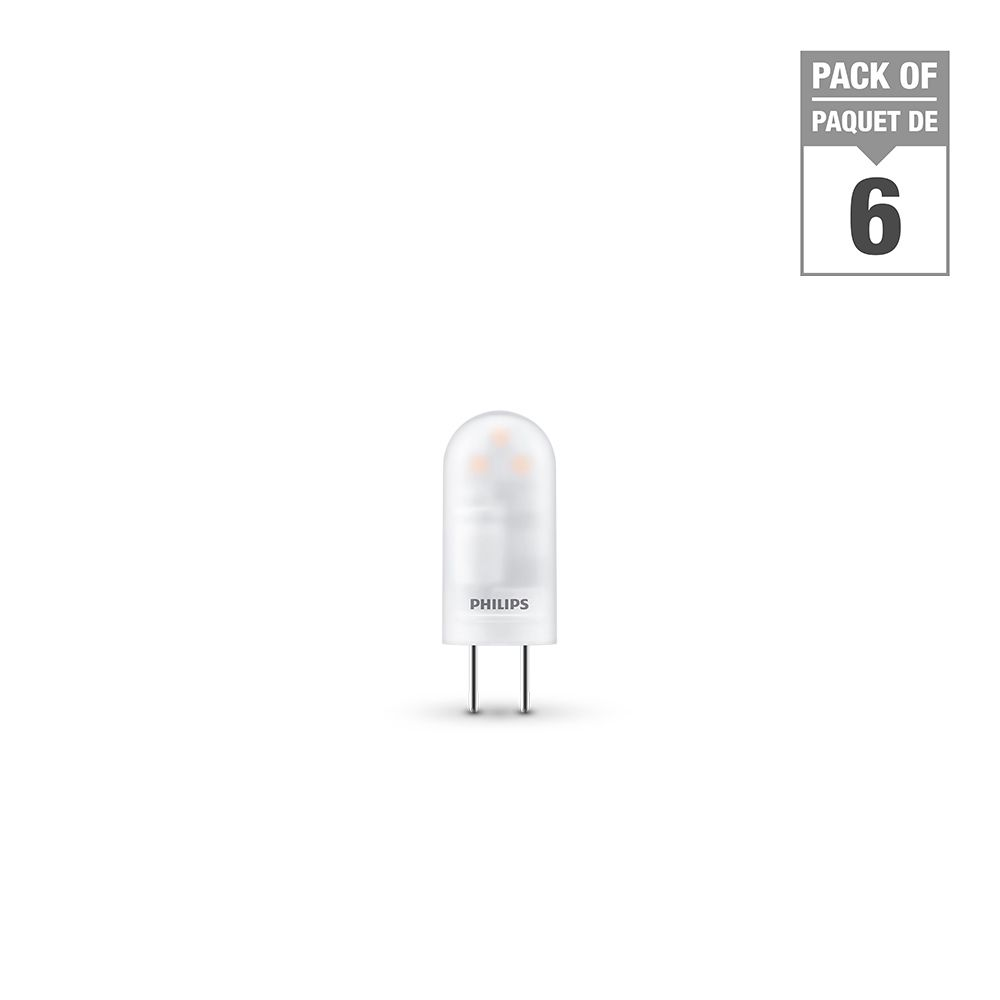 G8 Led Light Bulb Energy Star