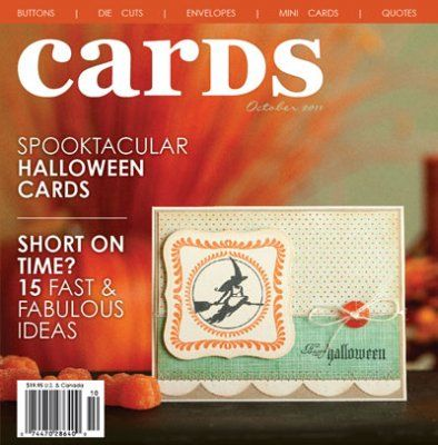 CARDS Magazine Oct 2011 | Northridge Publishing