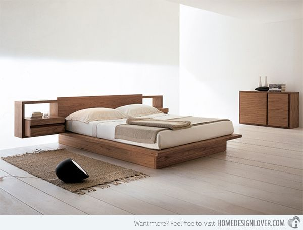 15 Low Profile Sleeping Surfaces Of Platform Beds Platform Bed
