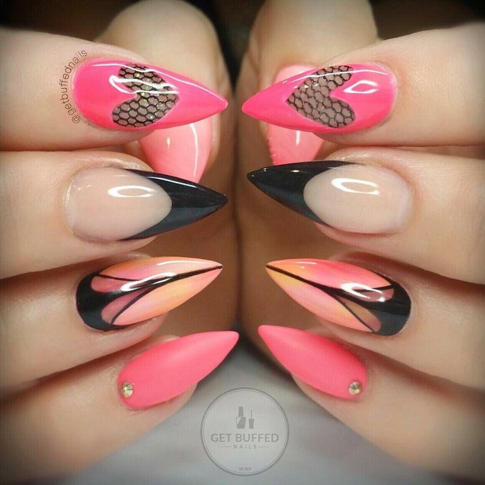 Pin by Zoe Batchelor on Nails | Pinterest | Nail nail, Nail inspo ...