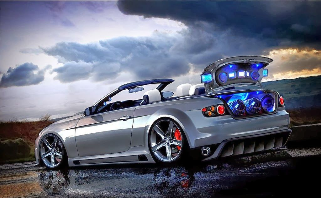 Beautifull Bmw With Modification Hd Wallpaper Cars Hd Wallpaper And Desktop Background Sport Car Bmw Ferarri
