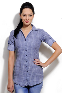 Cotton Shirts Designs 2013-14 | Office Wear Shirts for Girls