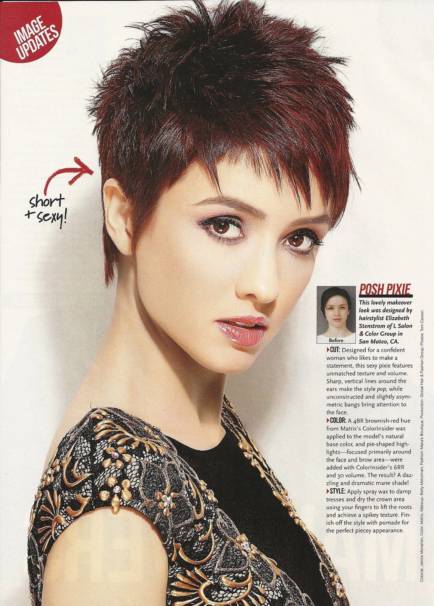 l salon's styles featured