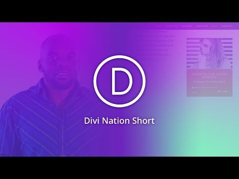 How To Make Any Divi Page Element Sticky Divi Nation Short Elegant Themes Blog Lead Generation National Header