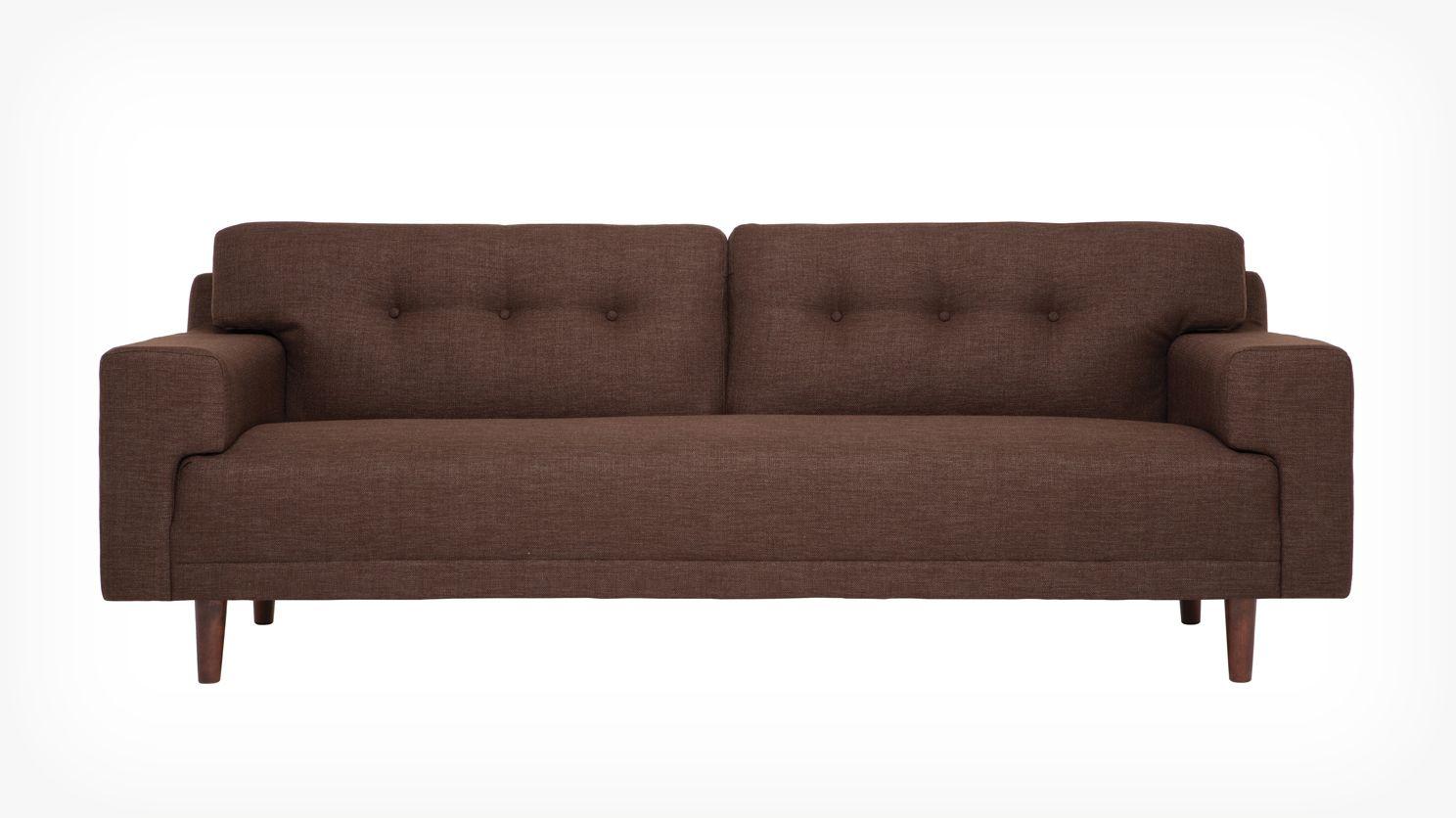 Byrd Sofa Fabric Eq3 Modern Furniture