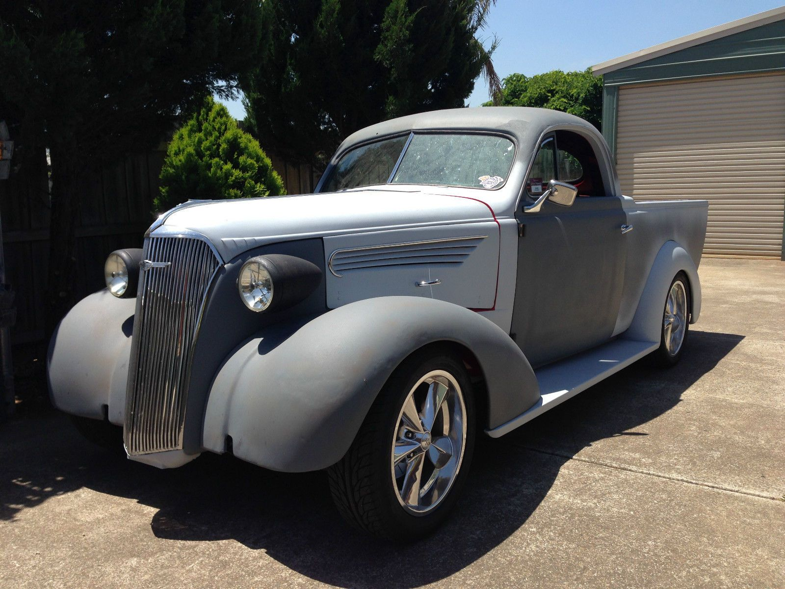 1937 Chevrolet Master Coupe Ute Holdens Body This Is Fitted With
