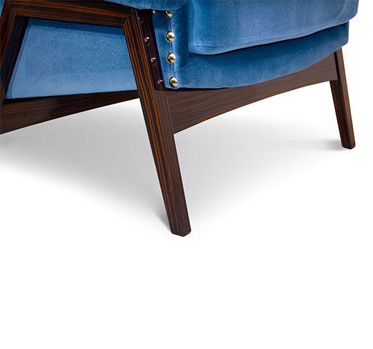 Samt Stuhl Samt Sessel Hochwertige Möbel Designer Möbel - design stuhl einrichtungsmoglichkeiten