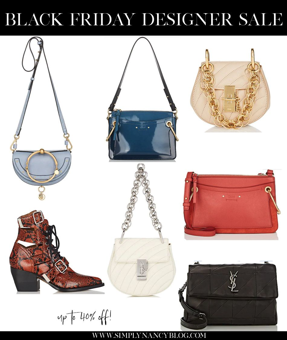 Off Black Chloe Bag Ping Lists Friday Grocery