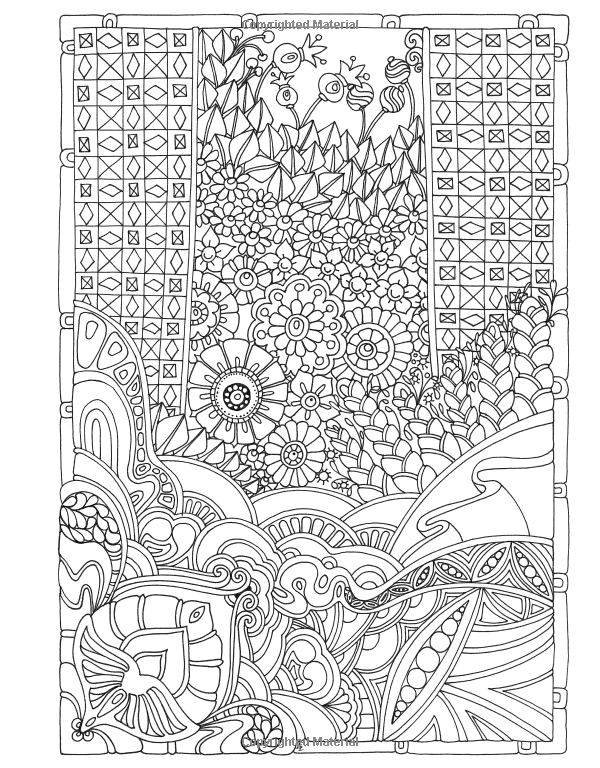 Angela porter coloring pages - Pesquisa Google   Flower coloring ...   768x600