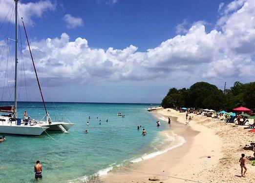 Rhythms At Rainbow Beach Bar And Restaurant St Croix