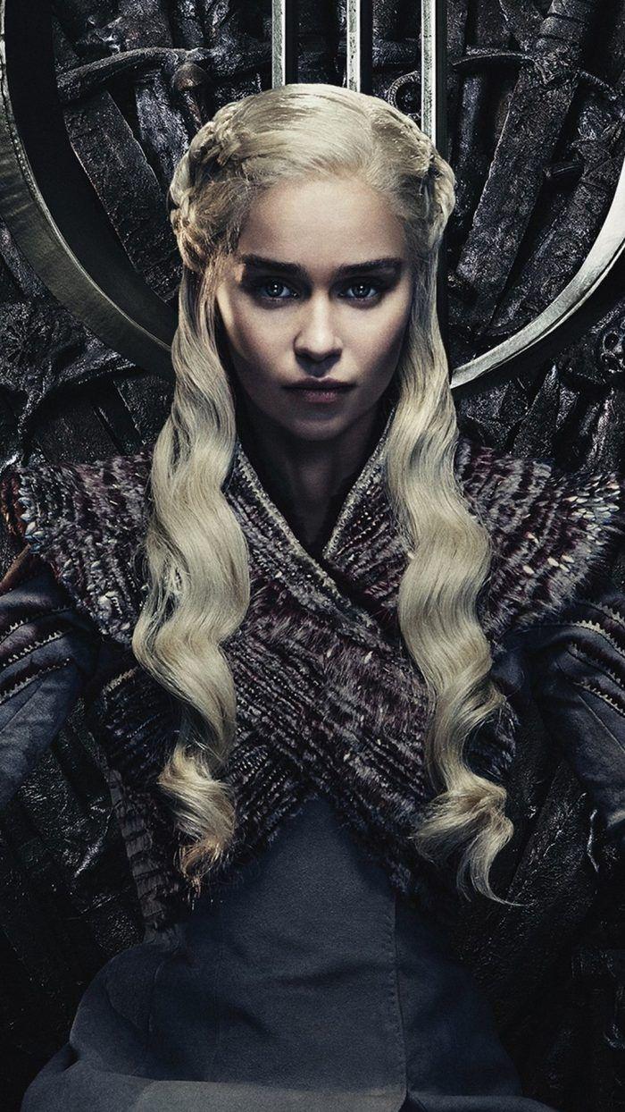 Game of Thrones 8 Season Wallpaper For iPhone Daenerys