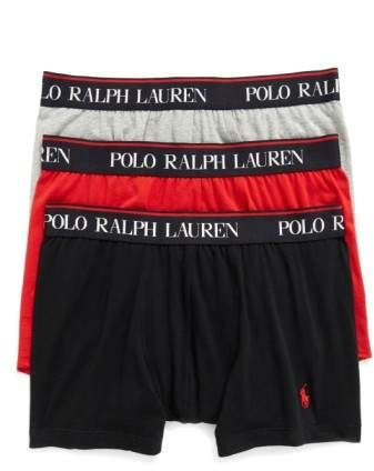 64db727935 Polo Ralph Lauren 3-Pack Stretch Cotton Boxer Briefs | Products ...