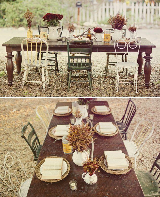 New Vintage Rental Company - Ribbons & Rust | Green Wedding Shoes Wedding Blog