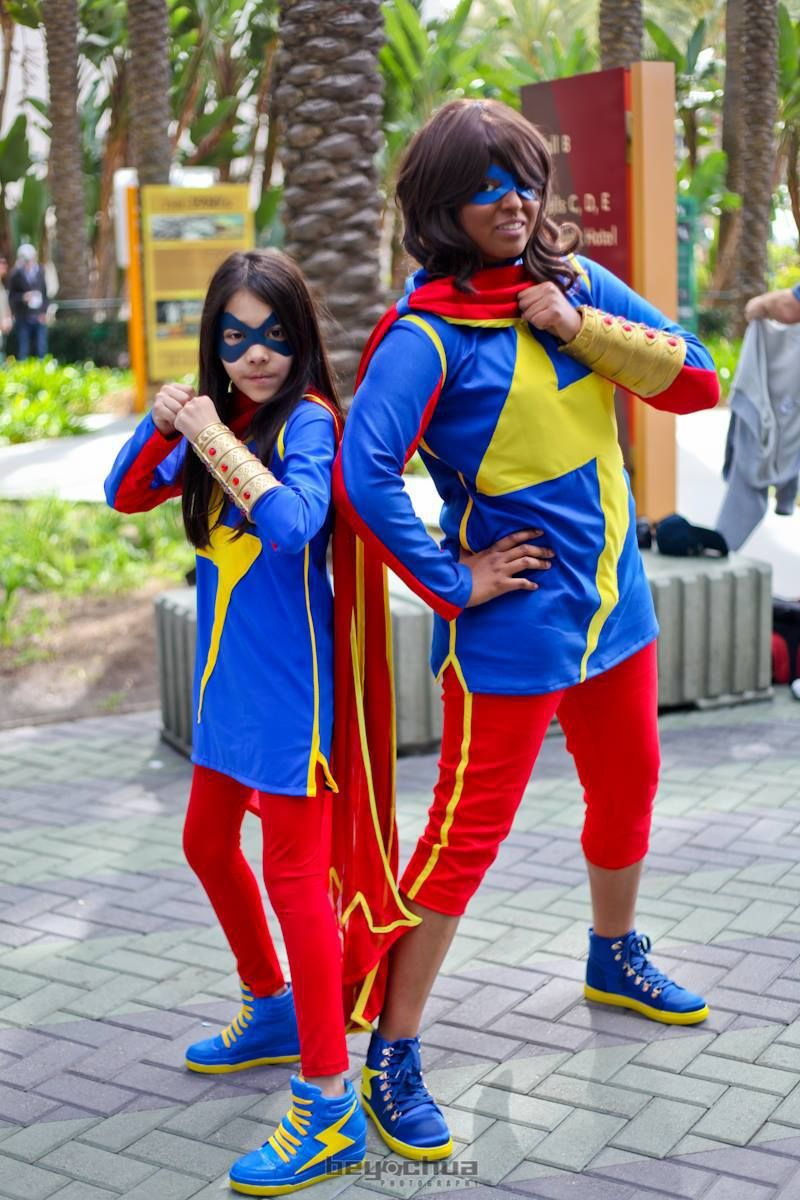 2af64b14111d2 Amazing 'Marvel Rising' Cosplay Group | Cosplay | Cosplay, Marvel ...
