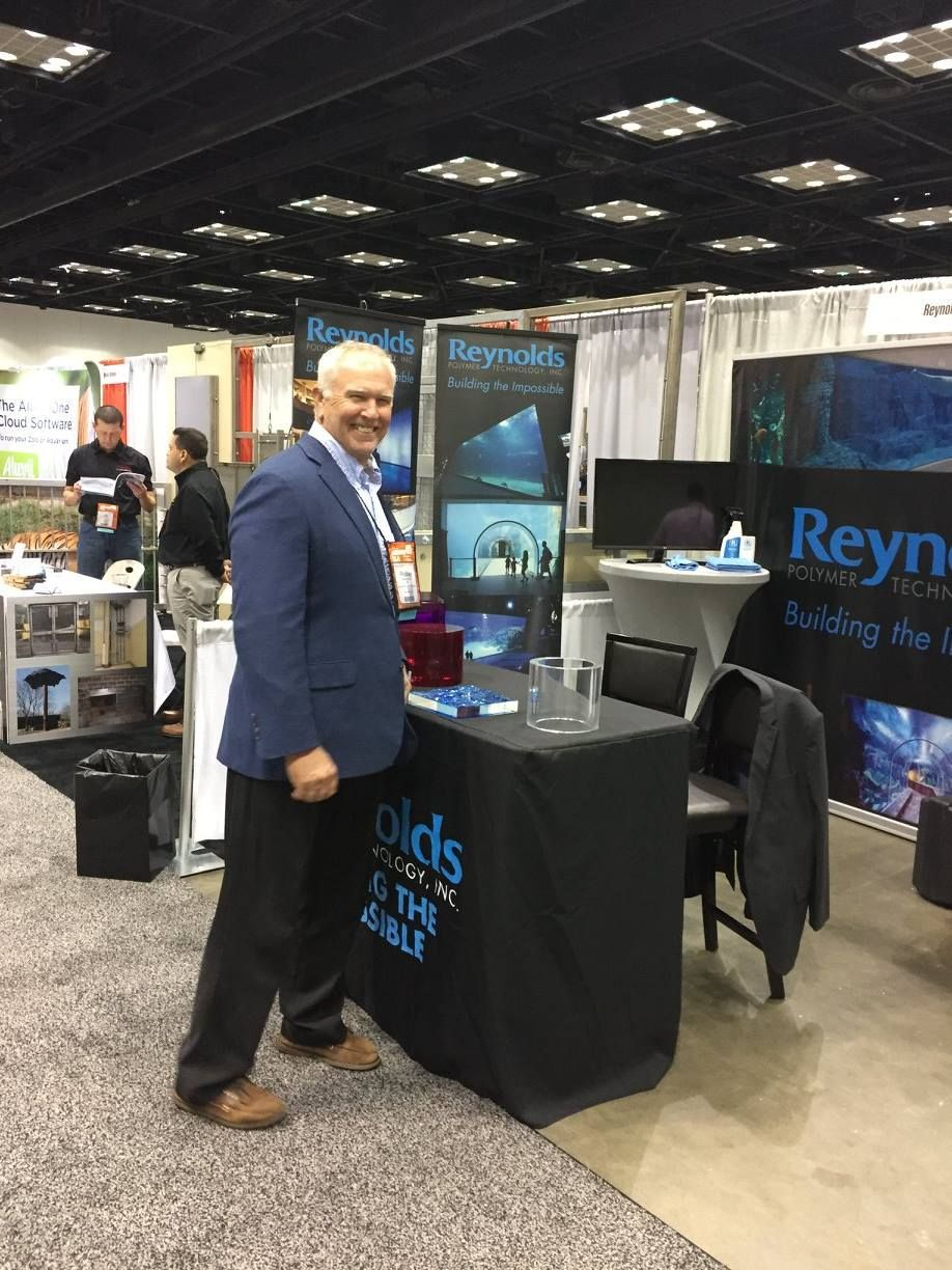 We were excited to be at The Association of Zoos and ...
