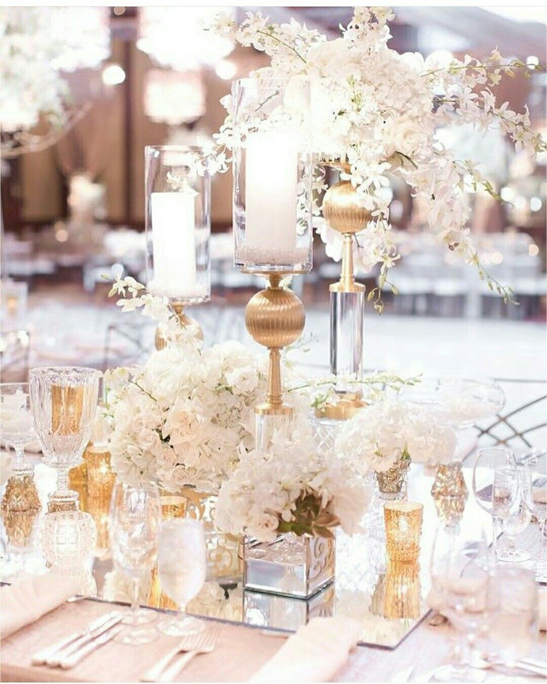 Pin by Madina مدنت on loveliness❤ | Pinterest | Centrepieces ...