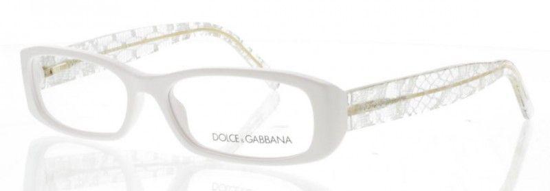 DOLCE GABBANA LACE DG3063M Blanc 1892   Lunettes de vue D G ... 4f27b2acaccd