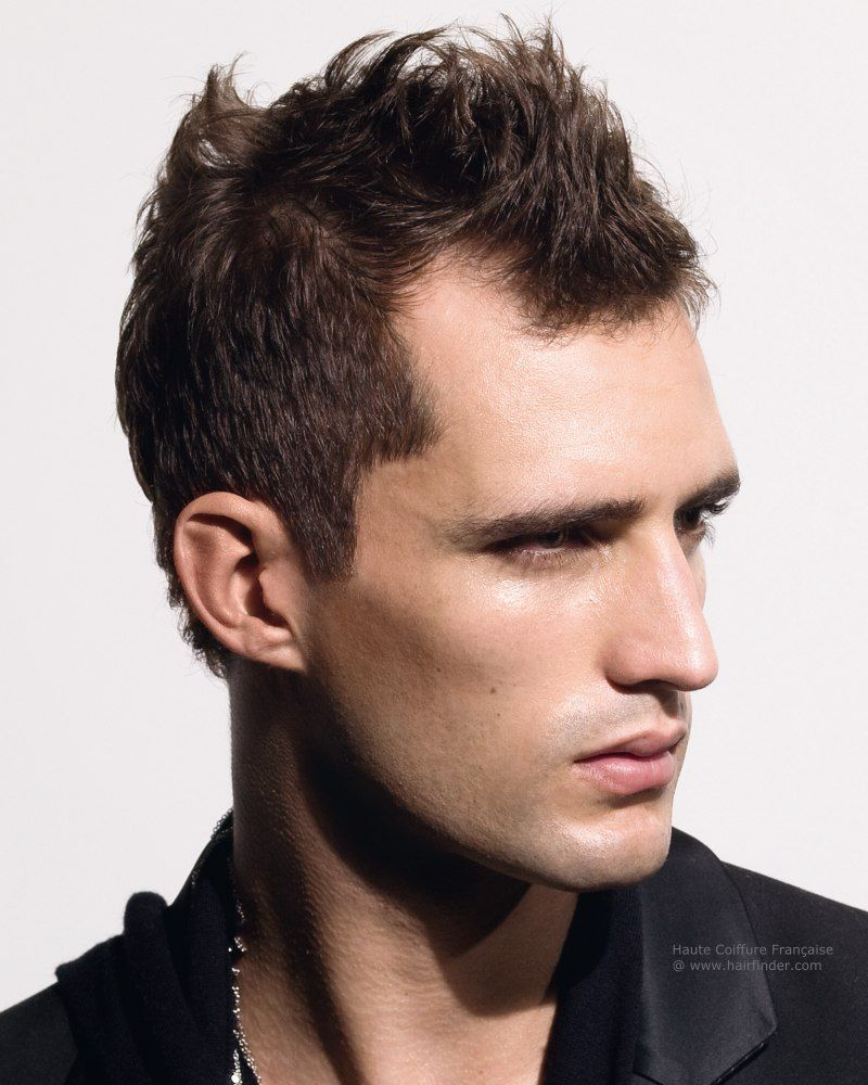 Super 1000 Images About Male Hairstyle On Pinterest Short Hairstyles Gunalazisus