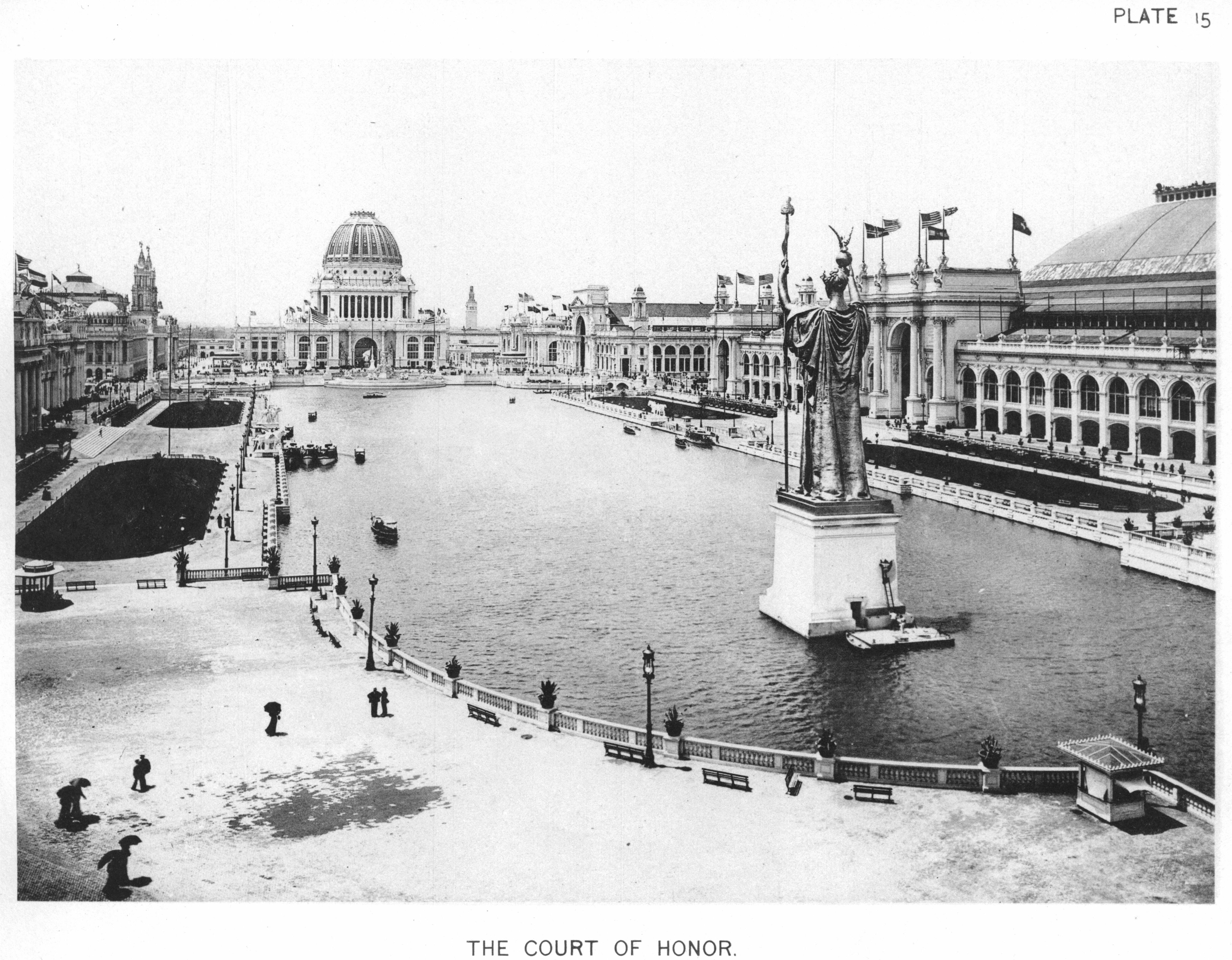 an analysis of the chicagos worlds columbian exposition We are commemorating opening day of the 1893 world's fair in chicago with a 14-part  of the 1893 world's columbian exposition and assign them to work as .