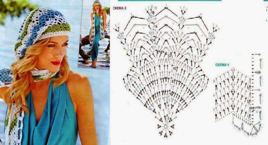 Su Crochet | PRENDAS DE VESTIR | Pinterest | Croché, Gorras y Gorros ...