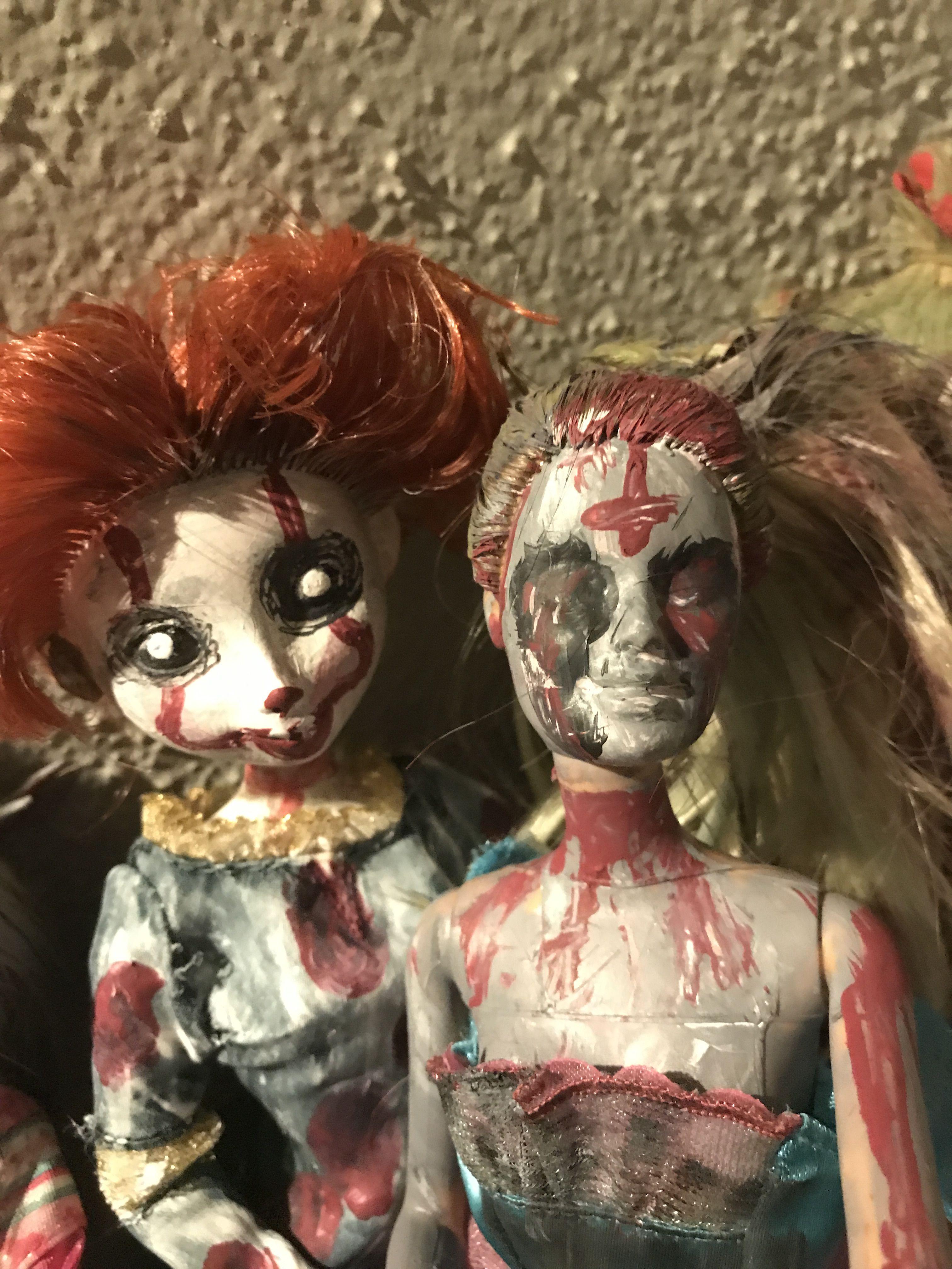 Pin by Jenny StallcupYessaian on Halloween Zombie