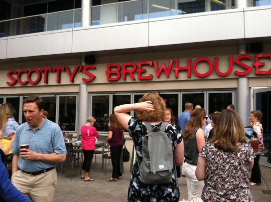 Scotty S Brewhouse Indianapolis In Kid Friendly Restaurant Rev Trekaroo