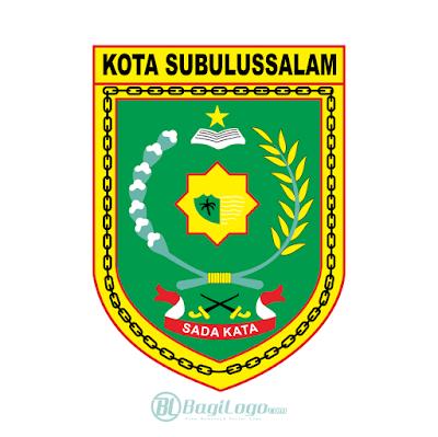 Kota Subulussalam Logo Vector