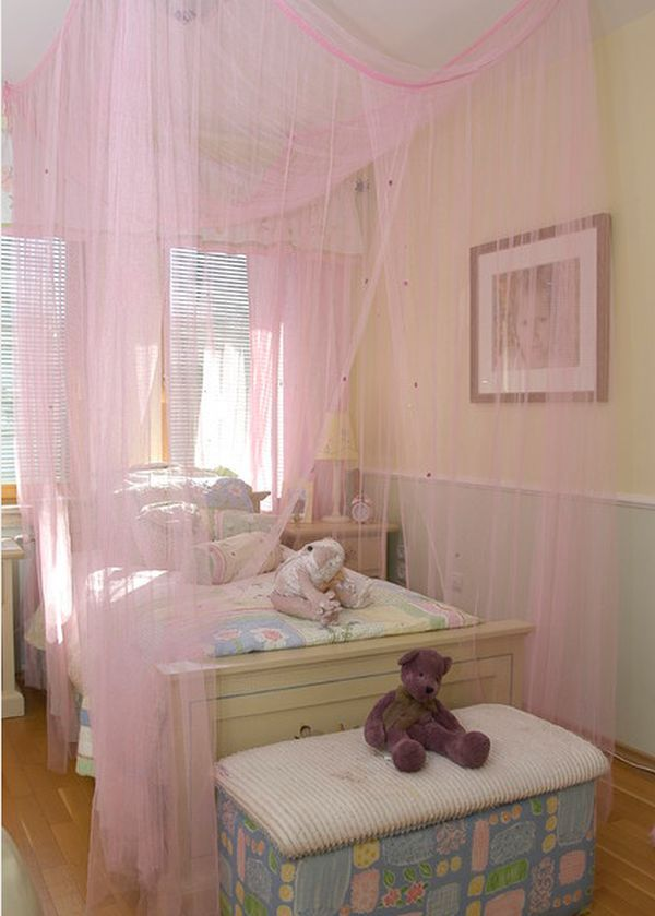 15 stylish chic and sophisticated canopy beds for girls - Girls Canopy Bed