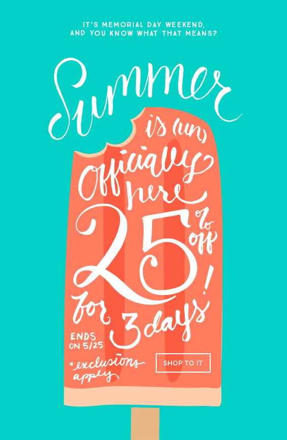 brit co summer is officially here e m a i l s pinterest