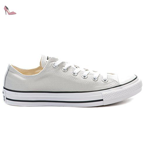 7c39766601fa9 Baskets fille - CONVERSE - Gris - CHUCK TAILOR ALL STAR OX - Millim -  Chaussures