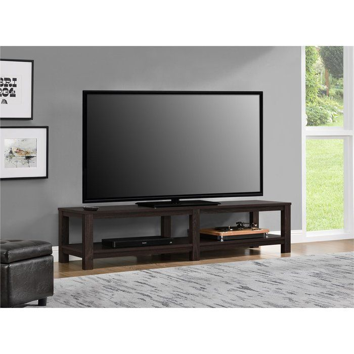 Erhart Parsons Tv Stand For Tvs Up To 65 Home Decor Bedroom Tv