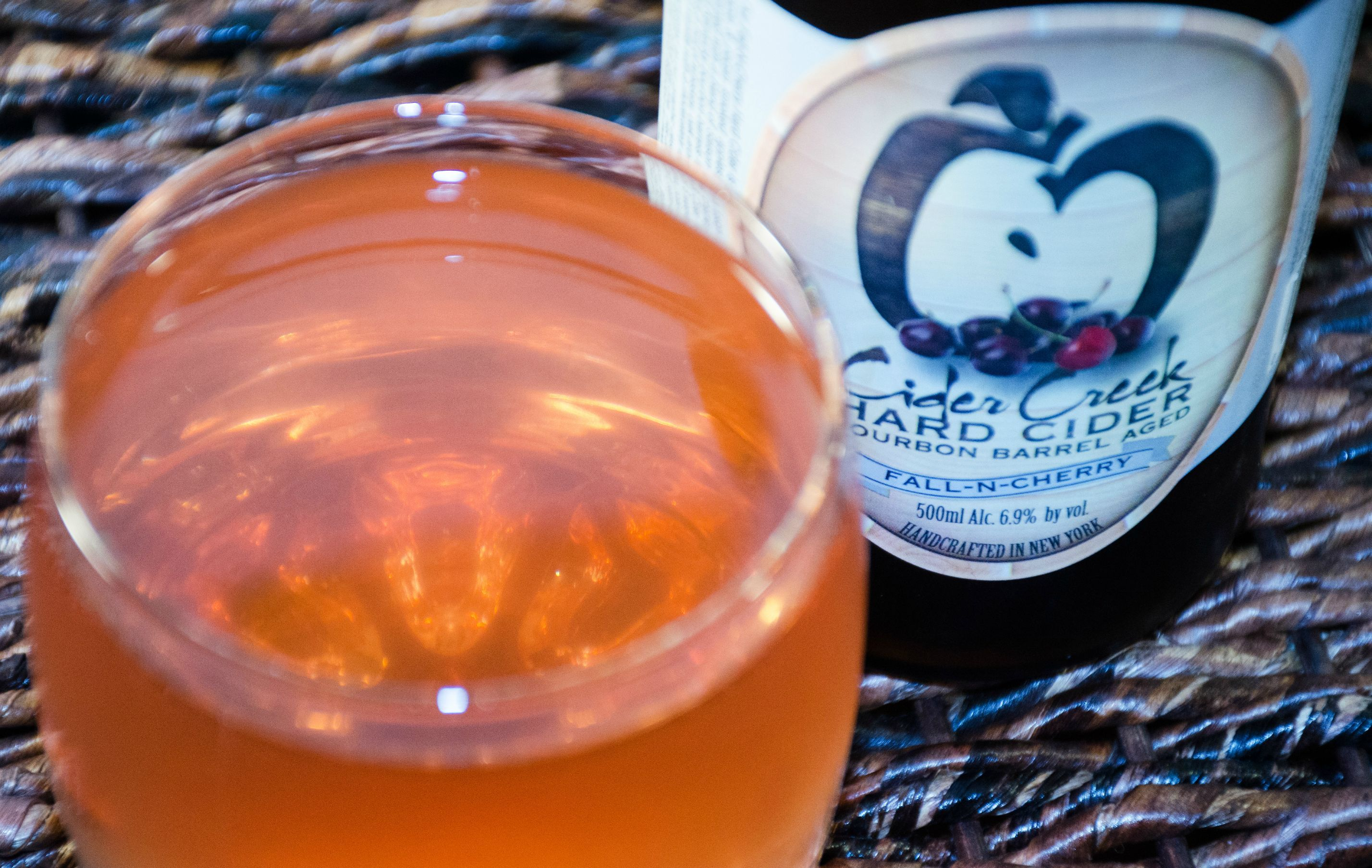 That Special Flavor: Cider Creek, Fall-N-Cherry Cider