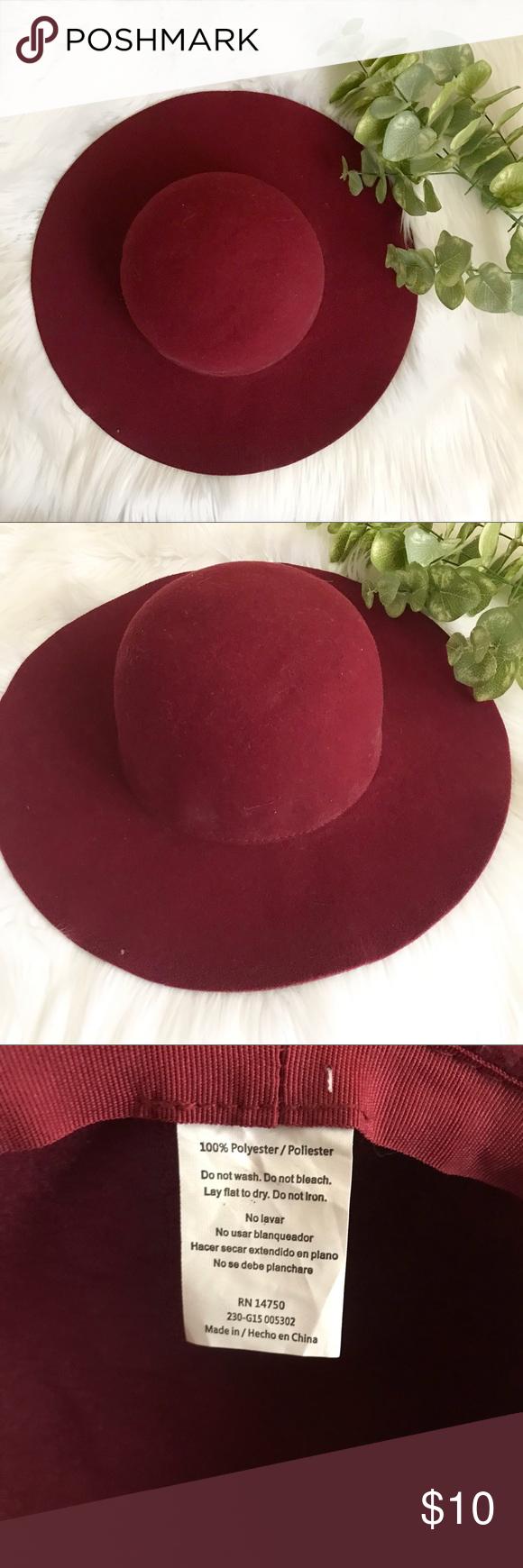 Wide Brim Hat My Posh Picks Pinterest