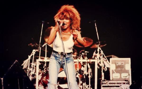 Tina Turner 1988 live
