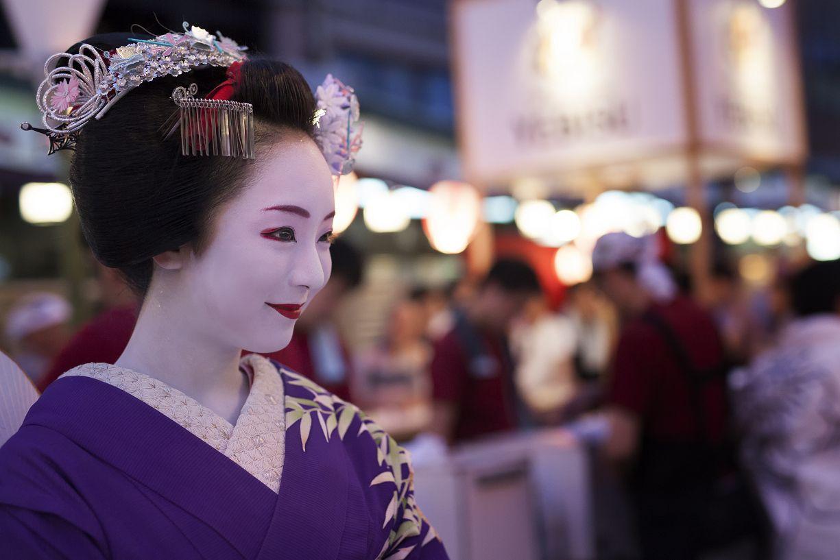 Maiko Mikako 2015