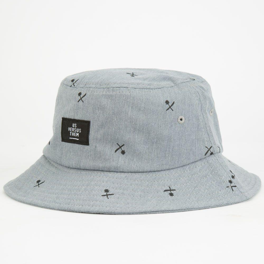 US VERSUS THEM Awaken Mens Bucket Hat  street  style  bucket  hat ... e63ebc97f0c