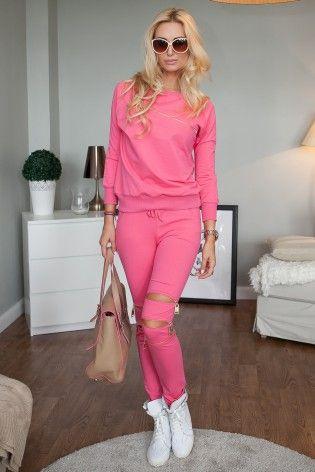 Zestawy Odziez Damska Fashion Mode Fashion Women