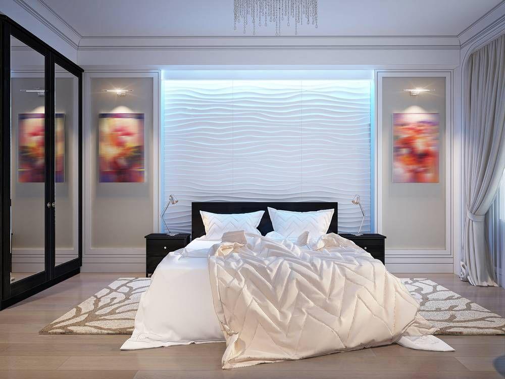 Bildergebnis für led indirekte beleuchtung schlafzimmer