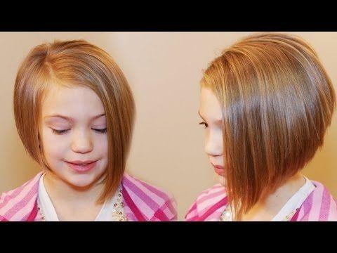 قصات شعر للاطفال البنات الصغار Little Girl Haircuts Girls Haircuts With Layers Girls Short Haircuts