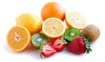 Alimentos ricos en Vitamina C - Alimentación y Nutrición