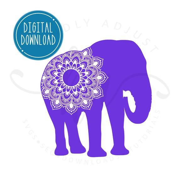 210+ Etsy Elephant Mandala Svg – SVG Bundles