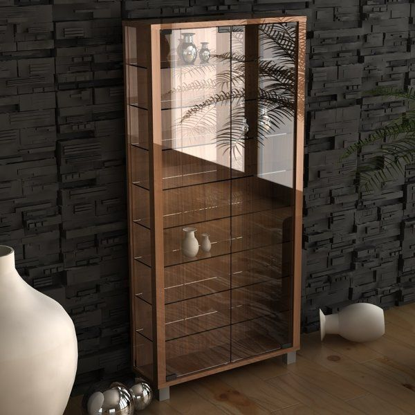 Youu0027ll Love The Vitrosa Maxi Wall Glass Display Cabinet At Wayfair.co.