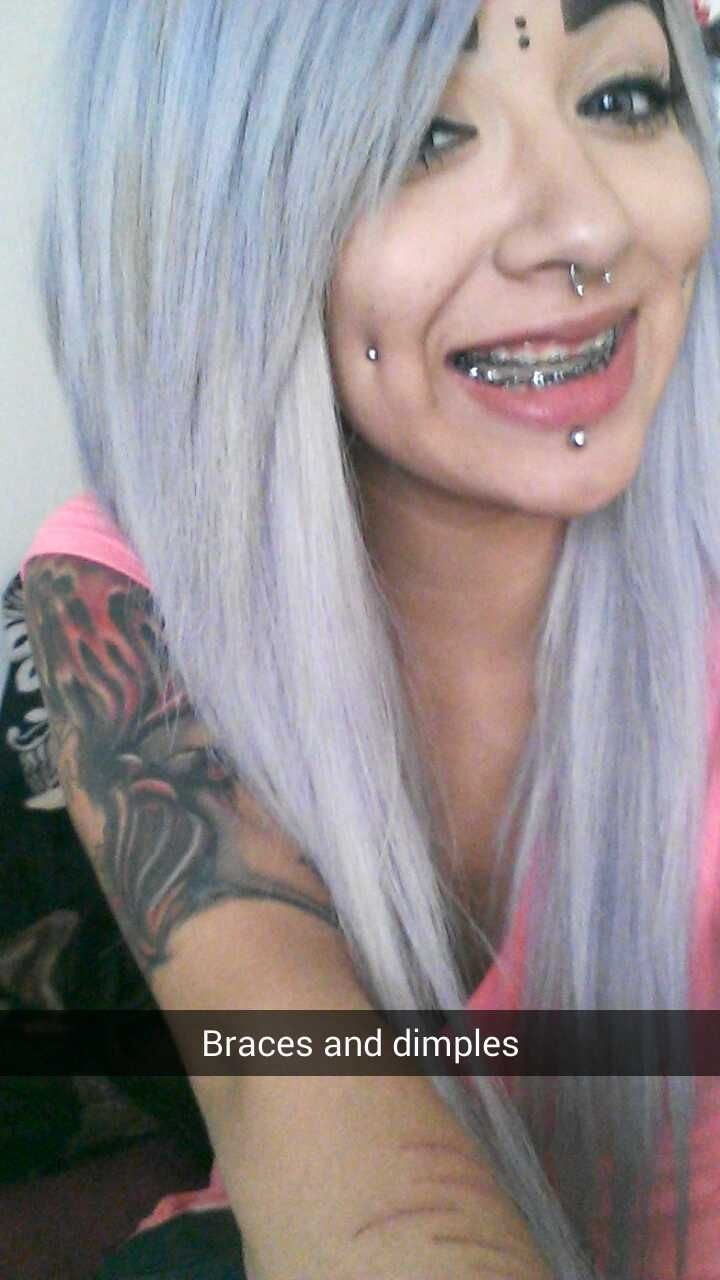 To acquire Girls tumblr with dimple piercings picture trends