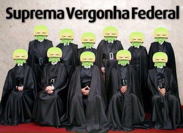 #VomitaBrasil